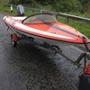 Speed boat with 20hp mariner