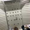 Light Up Slatwall Toolbar Gondola