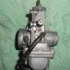 carburetor flat side