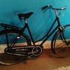 Rare 1957 rudge,Raleigh,dynamo bike