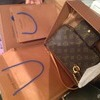 Louis Vuitton bag and purse