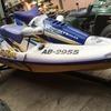 Suzuki Tigershark 770 jet ski