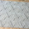 Brand new cream wool rug