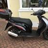 125cc scooter Honda pes-r125 2009