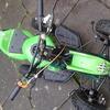 custom mini quad an dirt bike