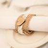 Rustic napkin rings / holders