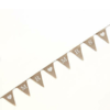 Mr&Mrs Heart Bunting rustic wedding