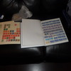 stamp album with old stamps