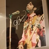 Prince autograph