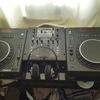 Full cdj dj setup n sound system