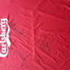 Liverpool signed shirt