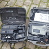 2X CAMCORDERS OLD