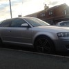 2006 Audi A3 2.0 TDI swap for van