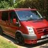 Ford transit st campervan /day van