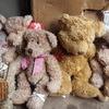 Vintage russ teddy bears