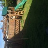 Large outdoor climbing frame