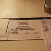 2 X The Killers tickets Manchester