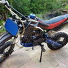 STOMP 125 PITBIKE 4 gears clutched