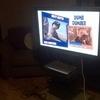 "Hitachi 42"" Flat Screen TV"