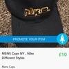 NYC various caps
