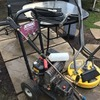 Petrol Pressure Washer & Whirlaway