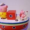 Peppa pig boat