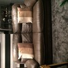 Real egyptian Leather Couch