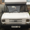 Camper van project for sale