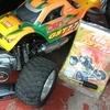 4x4 nitro beast cen racing