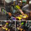 2015 rotax 125 go kart