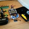 Tbs vendetta v2 fpv racer full kit