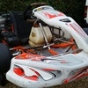 Iame leopard 125cc race go kart