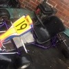 Pro racing kart Honda gx160