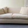 Cream sofa from John Lewis £100