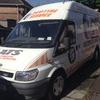 Transit tyres / mecanek mobile van