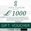 £1000 gift voucher for drink