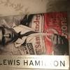 Lewis Hamilton signed autobiograph