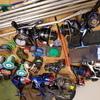 LOADS of fishing gear