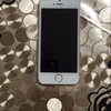 iPhone 5S, 16GB, O2, Silver