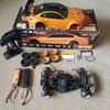 Hpi sprint 2 rc drift car traxxas