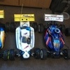 2 X Nitro buggys and a HPI truck