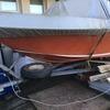 Speedboat, Broom Saturn Deluxe,