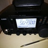 Alinco DX-SR8 HF Transceiver