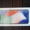 New iPhone X 64GB unlocked Silver