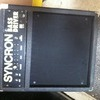 SYNCRON BASS DRIVER AMP