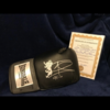 Joe calzaghe hand signed champion