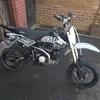 110cc pitbike super stomp plastics
