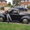 RARE VW BEETLE BGW SPECTRE ( WILLYS