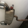 Mk7 golf r exhaust pipe