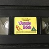 Jungle book ( vhs )